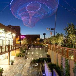 Phoenix Downtown Civic Space © AECOM Photography by David Lloyd