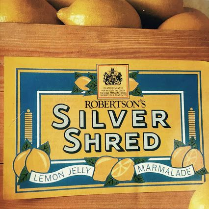 #SilverShred from the #scrapbook in the studio #design #food Arnold Jones Associates Design Limited - Google+