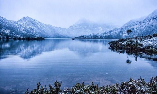 Dove Lake, Cradle Mountain, Australia
