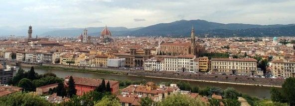 One-Day Romantic Getaway in Florence