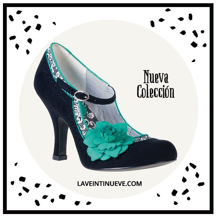 Pumps #retro #heels #spain #laveintinueve #boutique #gotico
