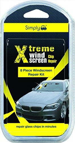 Simply XWCK1 Xtreme Windscreen Chip Repair