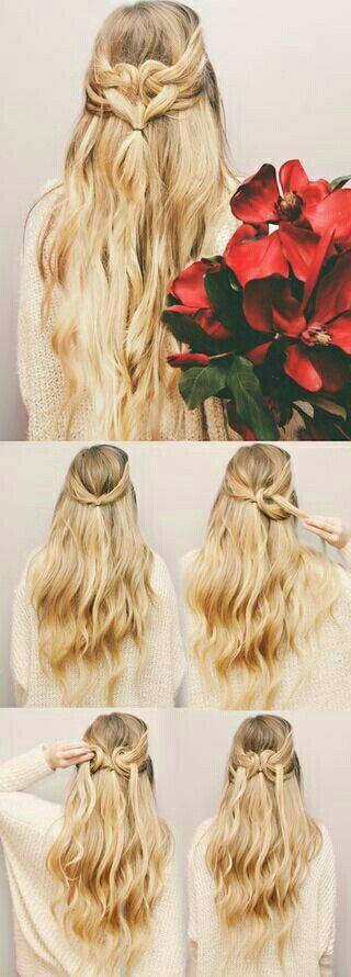 Luce bella y estilizada con estos #peinados muy lindos y #fáciles de hacer. #PeinadosSencillos #Tutorial #PasoAPaso #Cabello #Belleza