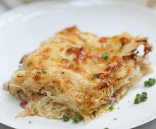 Sauerkraut Lasagne / von Tim Mälzer by jetzetle on www.rezeptwelt.de