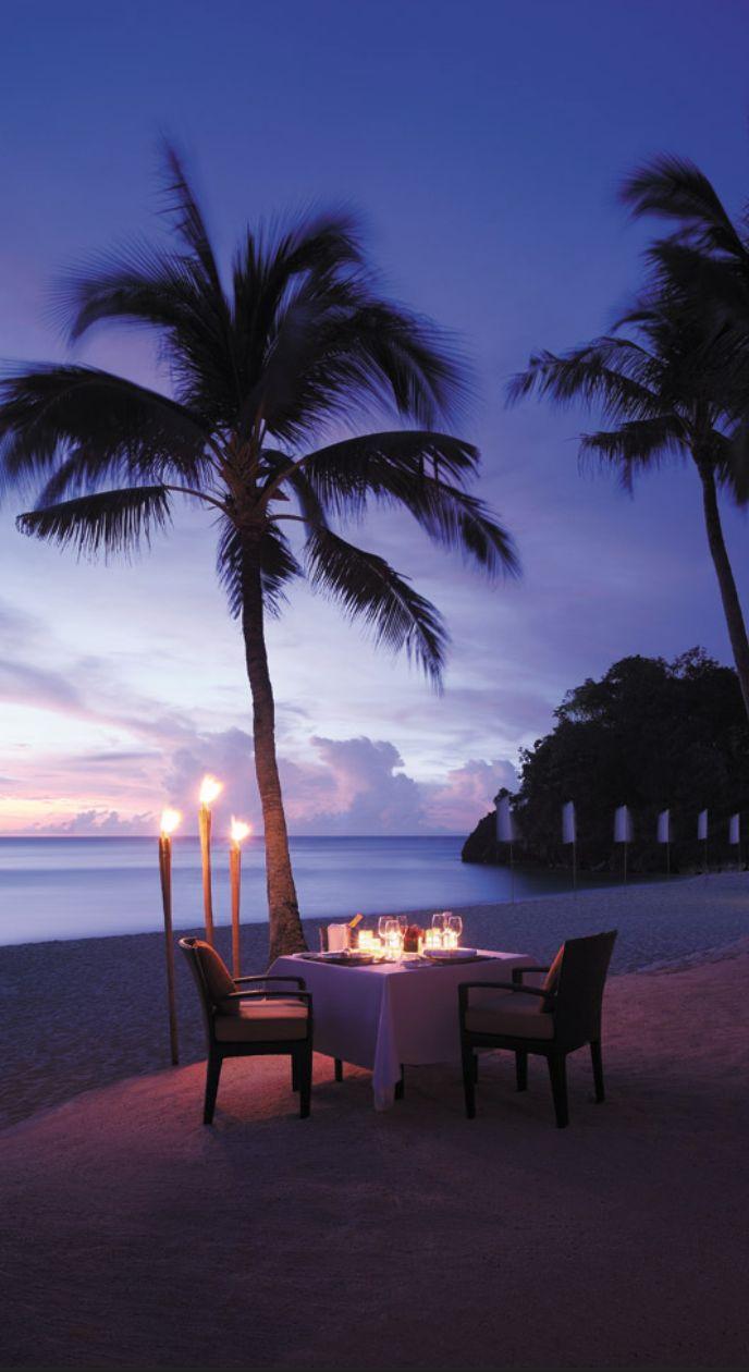 Shangri-La's Boracay Resort and Spa | Luxury Travel | Romantic Beach Dinner | Destination Deluxe