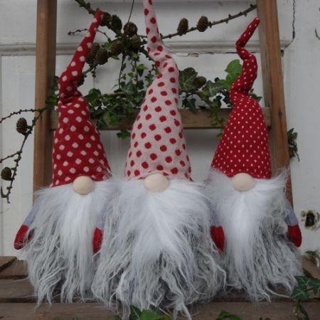 Weihnachtswichtel Hans, Svend und Orlof