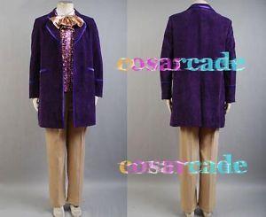 halloween willy wonka chocolate factory decorations | Details about Willy Wonka&The Chocolate Factory Halloween Tuxedo Suit ...