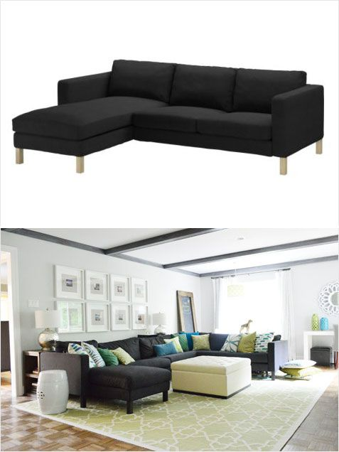chaise lounge sofa ikea woodworking projects plans. Black Bedroom Furniture Sets. Home Design Ideas