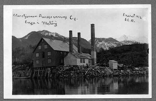 032 Engavågen Fabrikk polarstjernen 1916