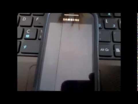 COMO REVIVIR O DEJAR DE FABRICA SAMSUNG ACE S5830M 100% EFECTIVO. - YouTube