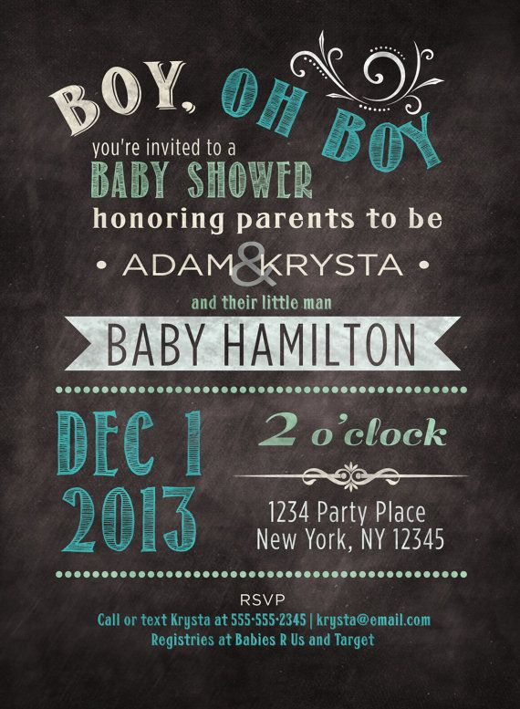 Printable Coed optional baby boy shower by PaisleyDayneDesigns, $12.00
