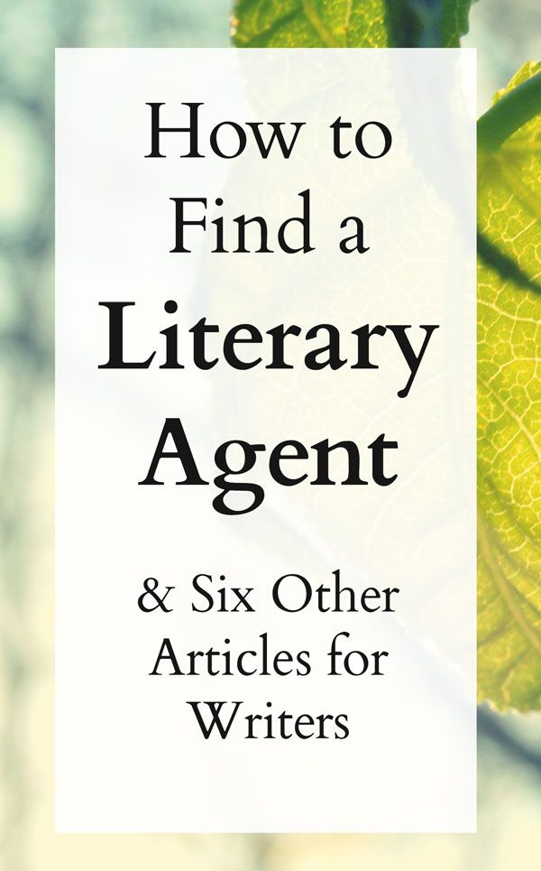 A comprehensive and accurate guide to finding a Literary Agent--and it's Literary Agent approved! Perfect for writers, bloggers, and anyone who wants to publish a book!