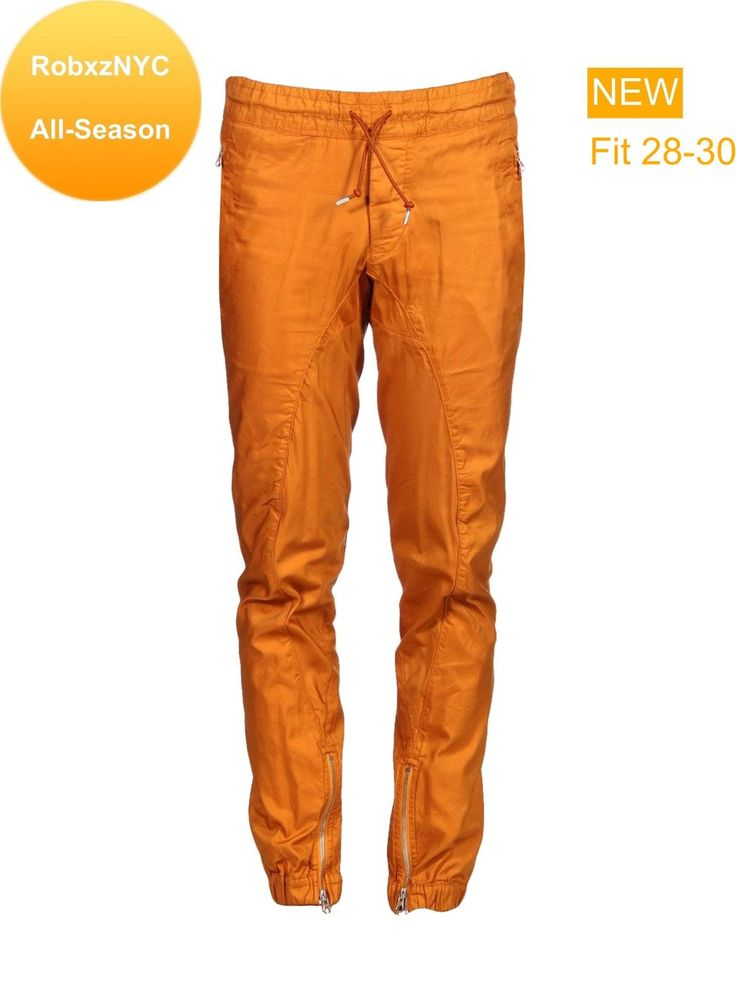 Stone Island Shadow Project $600 Hollow Fibre Orange Drawcord Pants NWT XS-S Size 29 - Casual Pants for Sale - Grailed