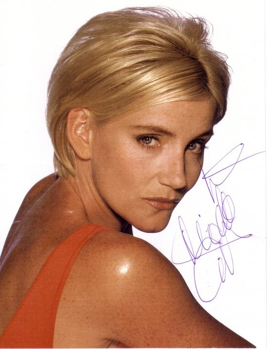 """""""Cindy Beale"""" (she's now on Corrie)/ Michelle Collins"""