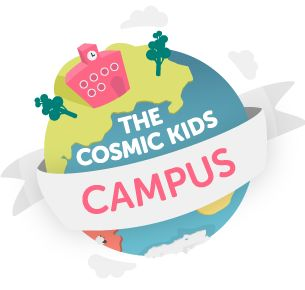 8 best learning to read images on pinterest love early childhood the cosmic kids campus kids yoga inside recess activity fandeluxe Image collections