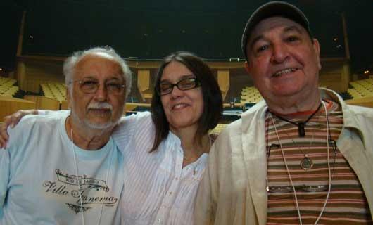 Roberto Mesnescal, Joyce Moreno e João Donato