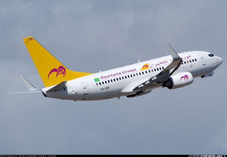 Boeing 737-7L9 - Mauritania Airways (Tunisair) | Aviation Photo #1657559 | Airliners.net