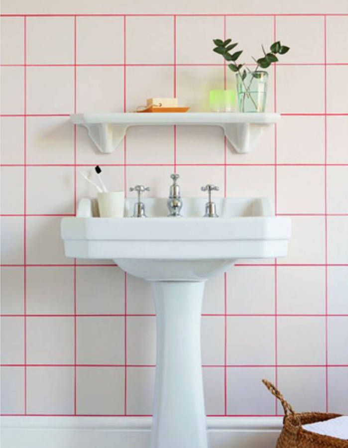 Resultat De Recherche D Images Pour Colorer Des Joints De Carrelage Badezimmer Fliesen Ideen Badezimmer Fliesen Badezimmerfliesen