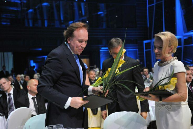 Dorota i Wojciech Soszyńscy, Oceanic. EY Entrepreneur Of The Year 2013 Poland