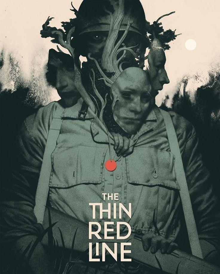 The Thin Red Line by João Ruas
