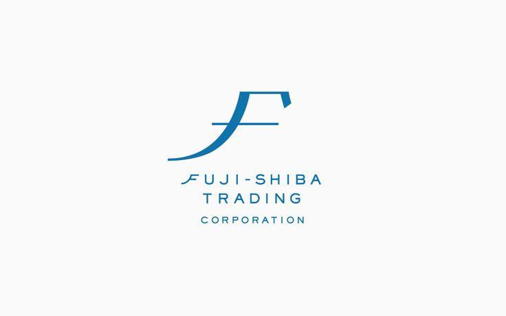 フジシバトレーディング ロゴマーク, fuji-shiba trading ci