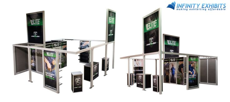 Check this link right here https://storify.com/InfinityBooths for more information on Infinity Booths. Smart literature stands, Elegant counters and podiums can give a visual uplift to a point of sale. Each detail in the stall should be given special attention. Customized uniforms, table covers/ wraps help a long way. Banners are of course just indispensable part of trade shows. No one can even think of arranging an Infinity Booths without banners. One can also pay extra money to the…