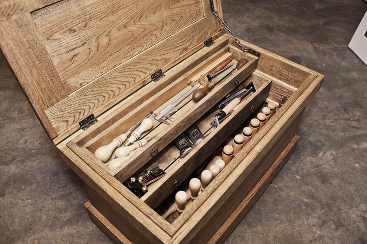 Traveling Anarchist Tool Chest | Workbenches and Tools ...
