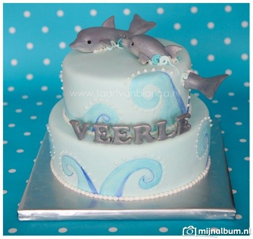 Xenias Cake Designs : 67 best images about Dolphin Cakes on Pinterest Royal ...