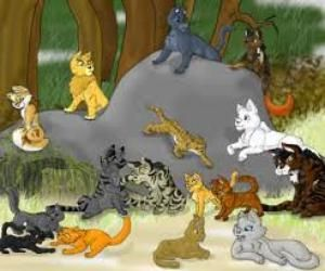 La Guerre des Clans est une série de livres, écrits par Erin Hunter, composée de plusieurs cycles. Cette série est basée essentiellement sur les chats.