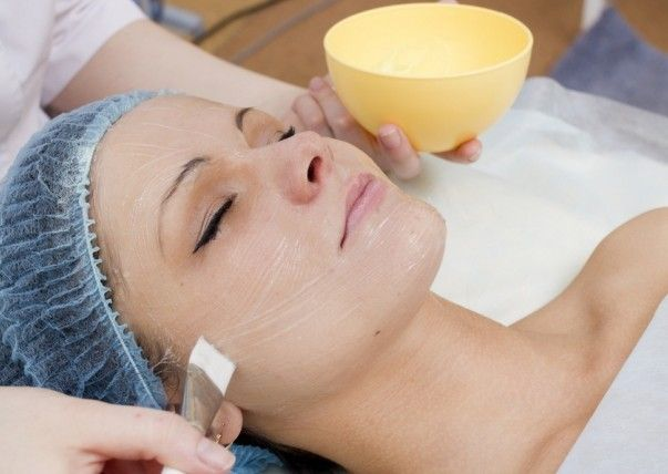 Пилинг лица - направление эстетической медицины