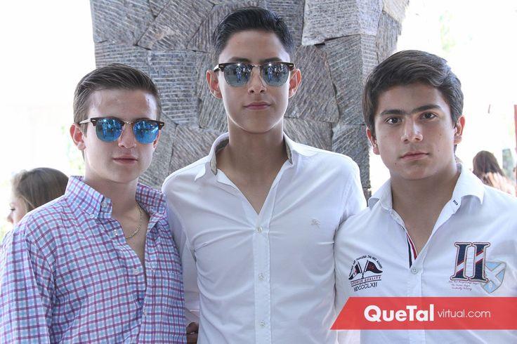 Que Tal Virtual   Revista Sociales San Luis Potosí, S.L.P. #menstyle #sunglasses #rayban #retro