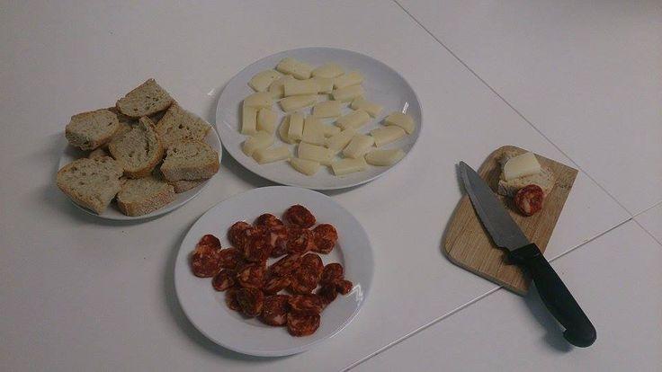 It's #CulturalFriday at blur - We have introduced some Italian food: Caciocavallo and Soppressata piccante