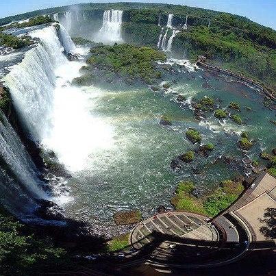 Iguazu Falls (Argentina & Brazil)