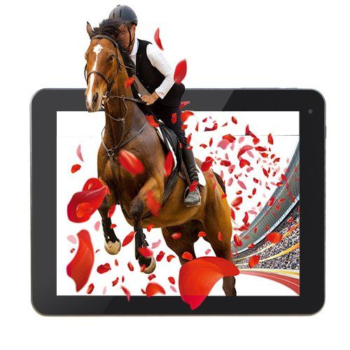 AGPtek 8GB 8-inch Android 4.1 Capacitive Tablet PC With