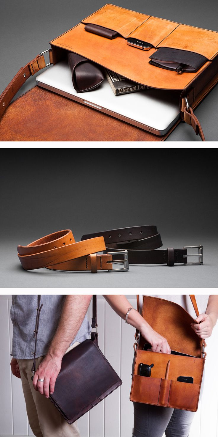 A Kickstarter We Love: Eleisha Nylund'S Chocolate Brownie Leather