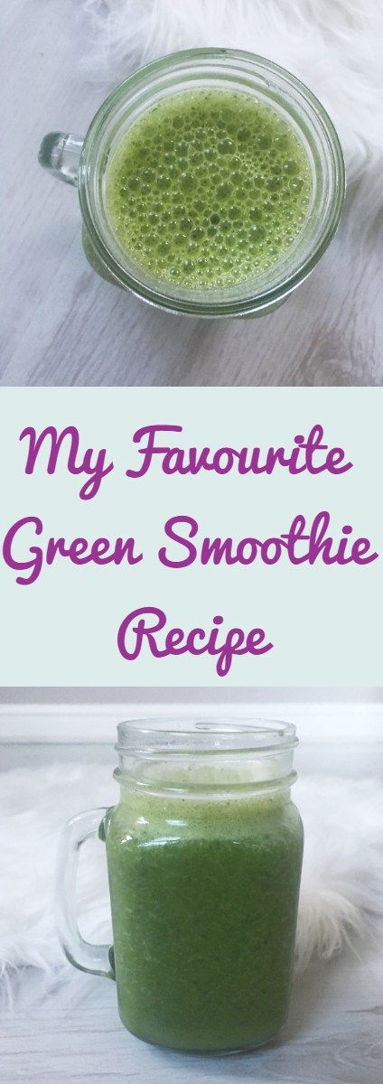 Today I wanted to share my favourite green smoothie recipe! I have been making this every day last week, I just love the way it tastes and the way it makes my body feel. #smoothie #greensmoothie #breakfast #dessert #vegan #glutenfree #healthy #paleo #healthyrecipe #healthybreakfast #mangosmoothie