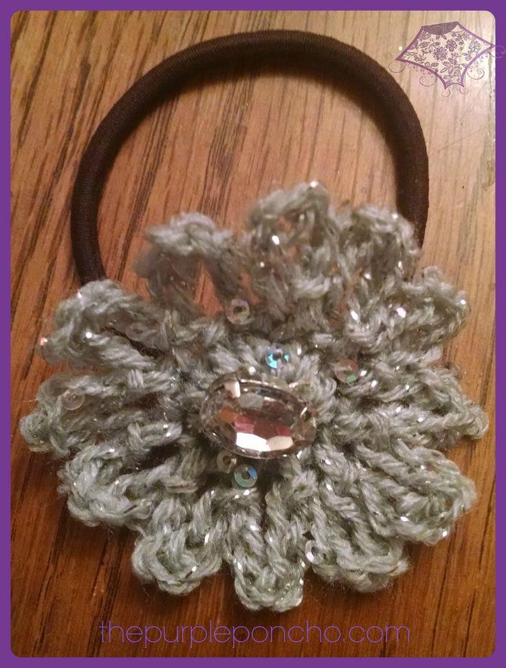 Die besten 17 Bilder zu Crochet hairband auf Pinterest   Kabel ...