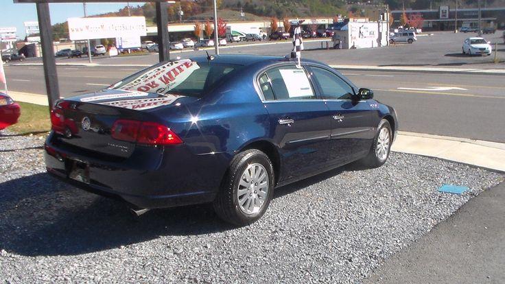 Pin on 2007 Buick Lucerne CX Sedan, Automatic, V6, Blue