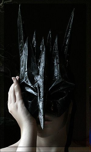 Dark one  (Mask by Linda Bergkvist)