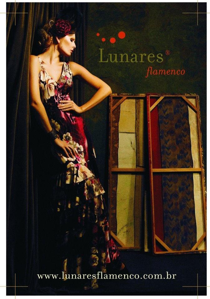 Inspiration for my next flamenco dress from Lunares Flamenco. http://www.lunaresflamenco.com.br/