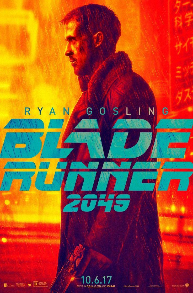 Blade Runner 2049 - Ryan Gosling as Officer K