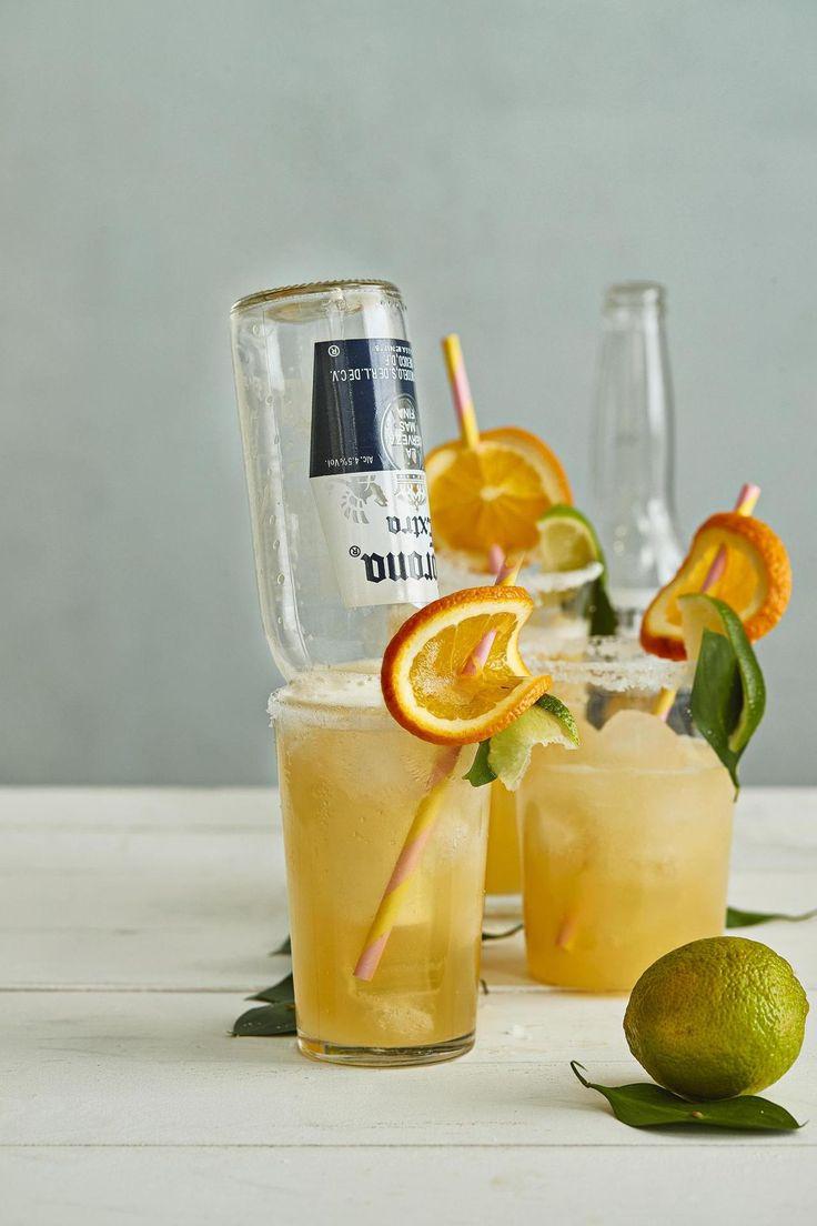 Kesän cooleimmassa drinkissä yhdistyvät meksikolainen olut ja tequila.