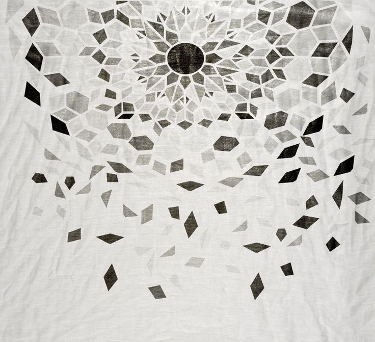 Carta da parati moderna / geometrica - CHARTRES by Talva Design - Wall&Deco
