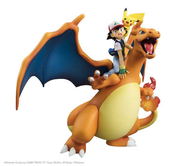 G.E.M. Series Pokemon Ash & Pikachu & Charizard starts preorder! View here: http://www.blacknovatoys.com/g-e-m-series-pokemon-ash-pikachu-charizard.html?utm_content=buffer90c5c&utm_medium=social&utm_source=twitter.com&utm_campaign=buffer #pokemon #megahouse
