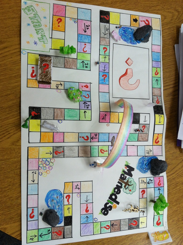 how to create a math game