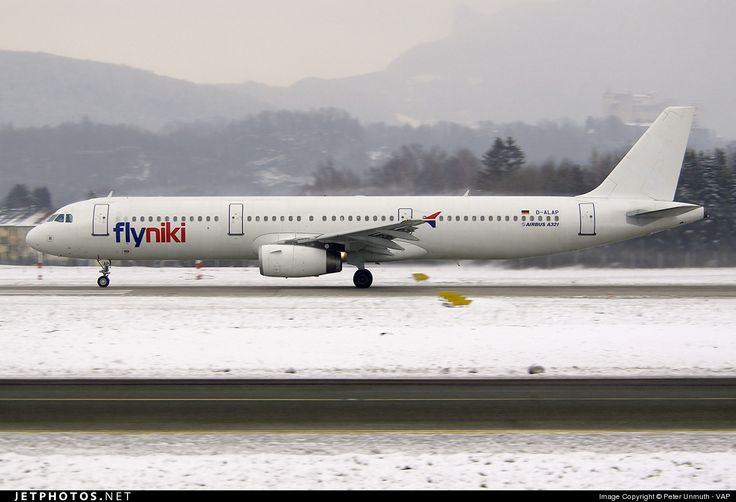 Niki Airbus A321-231
