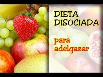 Dieta disociada y dolor de espalda, articular y muscular. - YouTube