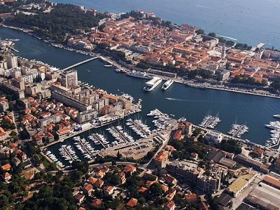 Marina Zadar - Charter a yacht and sail the beautiful Croatian coastline from Marina Zadar with Yachts-Sailing.com