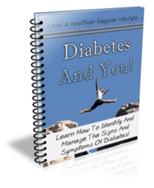 #Sugar - Diabetes And You! - The Diabetes and You Newsletter will show you proven and effective methods that you can use to identify and manage the symptoms of diabetes.