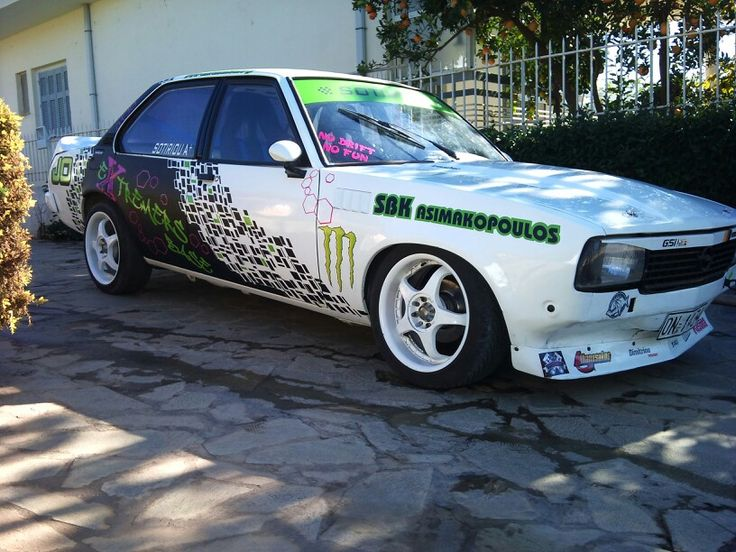 Extremers Base drift car